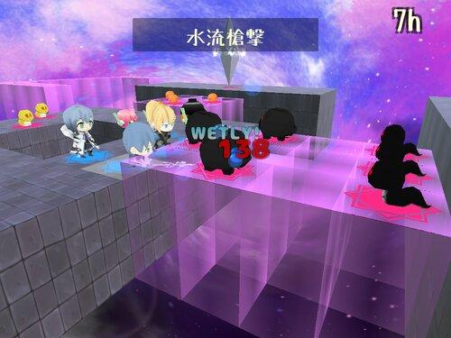 サモン・ミリタリー Game Screen Shot3