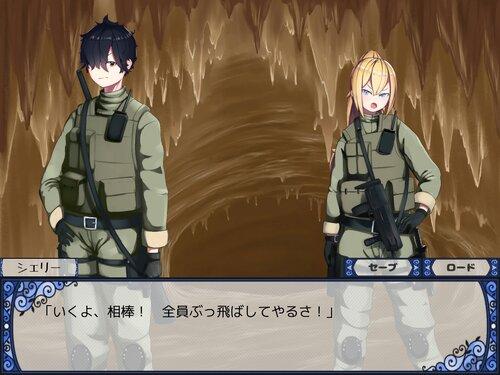 サモン・ミリタリー Game Screen Shots
