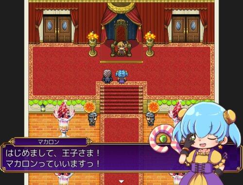 ロリポップ・ハロウィン Game Screen Shot2