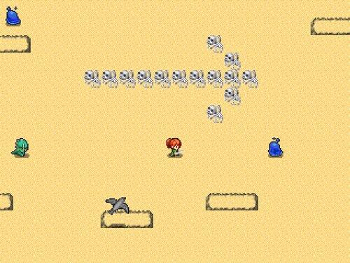 ファイナォブゥァーヌィン Game Screen Shot1