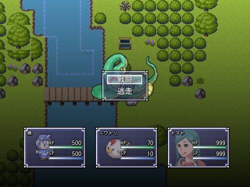 娘の小冒険 Game Screen Shot2