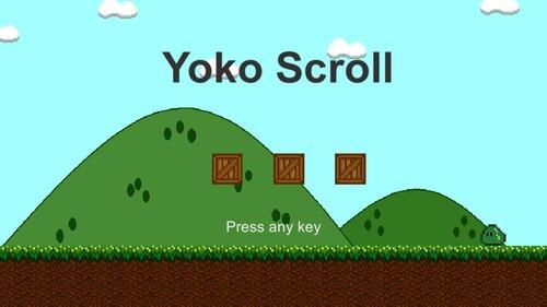 YokoScroll Game Screen Shot5