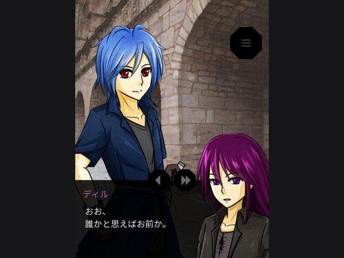 TEADmini (Ren'pyブラウザ版) Game Screen Shot