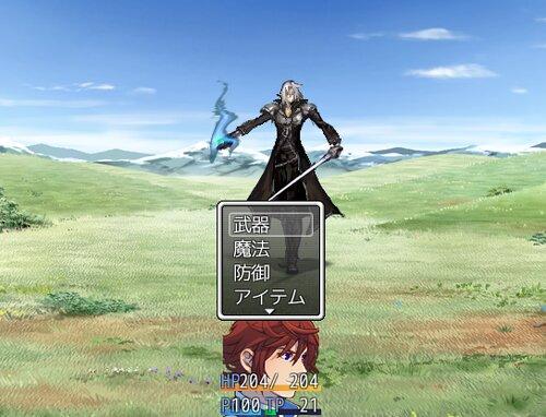 Cross Link 体験版 Game Screen Shot2