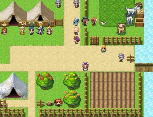 らんだむ農家 Game Screen Shots