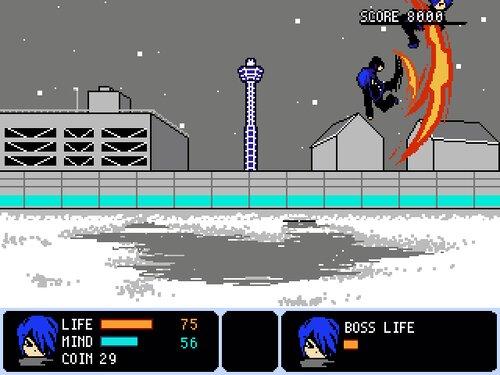 現象使い首都高無敵伝説 Firststage 氷眼の魔女 ver.1.10 Game Screen Shot4