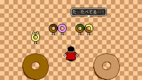リングファットアドベンチャー Game Screen Shots