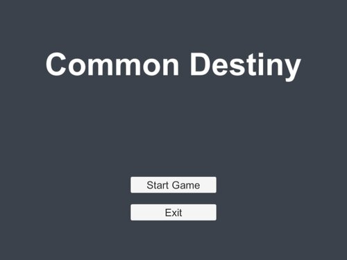 Common Destiny Game Screen Shot3