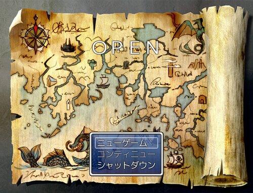 OPEN VXAce版(体験版) Game Screen Shot5