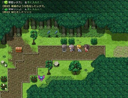 引きこもりの錬金術師 Game Screen Shot5