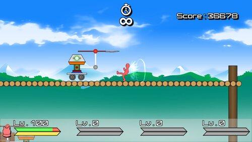 Non Stop Crazy World Game Screen Shot5