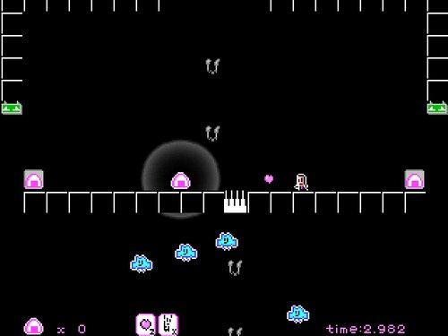 わたしと(わたしの)ねこのしろX ver.0.5 Game Screen Shots
