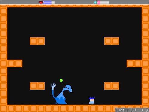 お兄ちゃん勇者伝 Game Screen Shot2