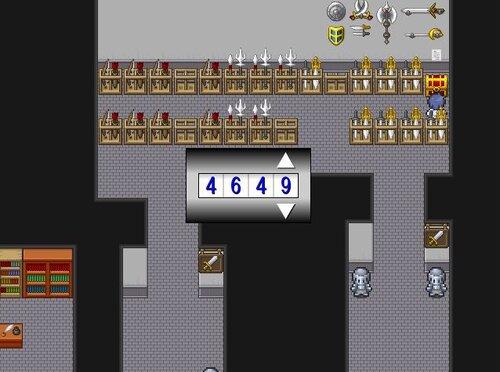 塔に囚われた僕 Game Screen Shot4