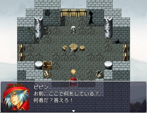 エレサガ Elemental Saga 紋章物語 Game Screen Shot3