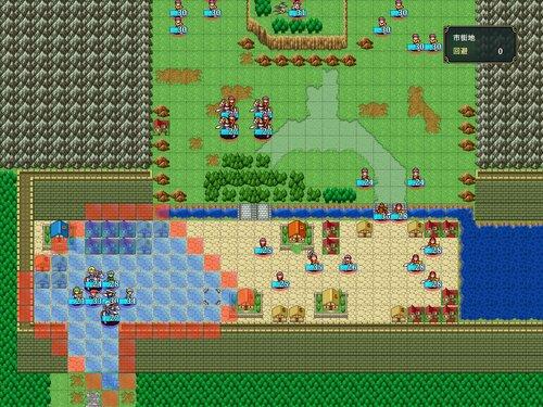 Path of Hope ~太陽と月の少女~ Game Screen Shots