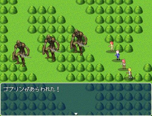 Crystal Children VI - 死の恐怖をこえて - Game Screen Shot4