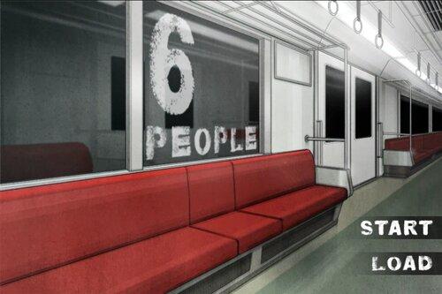 6PEOPLE Game Screen Shot2