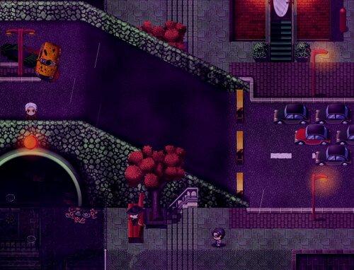 グレイブヤードムーン Game Screen Shot1