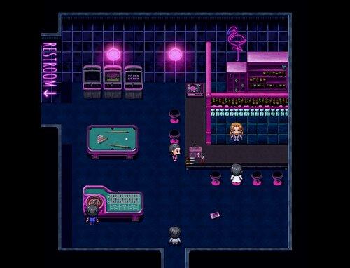 グレイブヤードムーン Game Screen Shot4