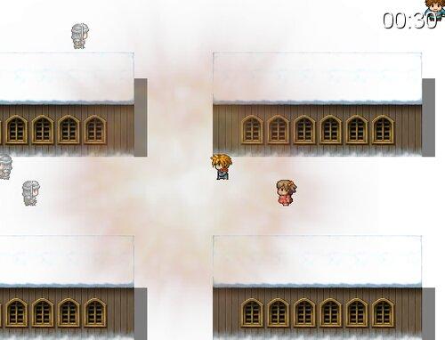 クリスマスをぶっ壊す! Game Screen Shot2