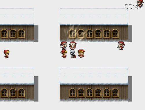 クリスマス避け Game Screen Shot2