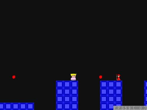 スーパープリンセスピーチ4 Game Screen Shot