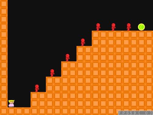 スーパープリンセスピーチ4 Game Screen Shots