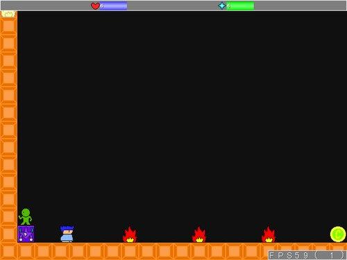 クリスマスアクション2019 Game Screen Shots