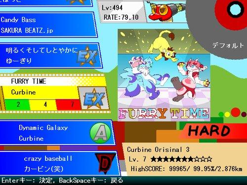 RecordRunner Game Screen Shot2