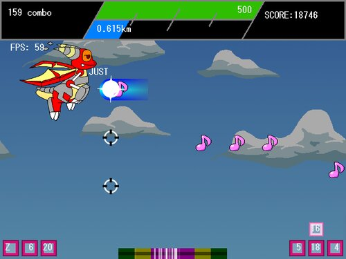 RecordRunner Game Screen Shot3