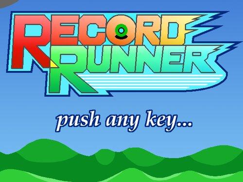 RecordRunner Game Screen Shot5