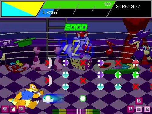 RecordRunner Game Screen Shots
