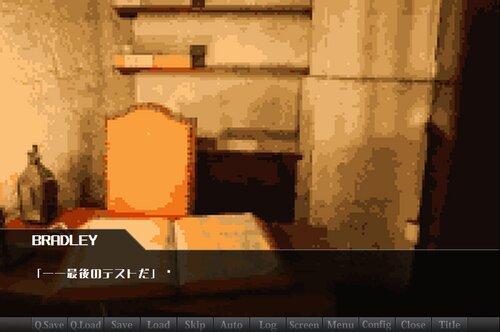 BRADLEY(ブラッドリー) Game Screen Shot2