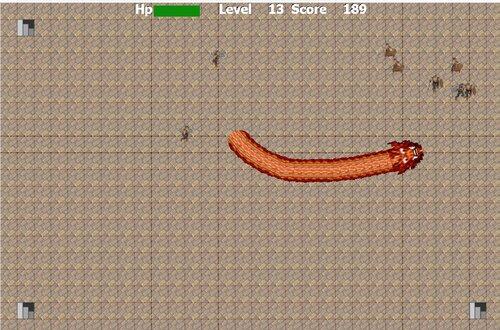 ドラゴンアタック Game Screen Shots
