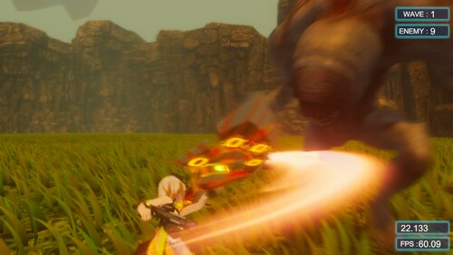 TPSv2 Game Screen Shot2