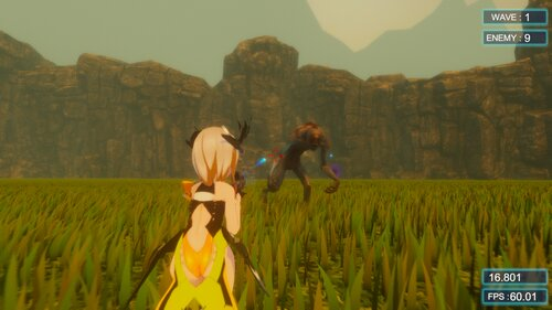 TPSv2 Game Screen Shot3