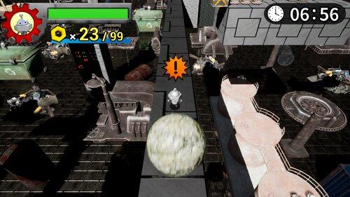 ガラクタキッズ -小さなロボのおたからさがし- Game Screen Shot2
