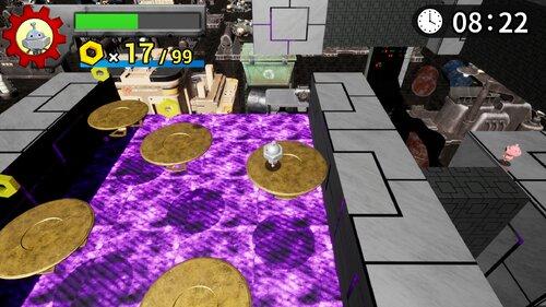ガラクタキッズ -小さなロボのおたからさがし- Game Screen Shot3