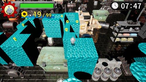 ガラクタキッズ -小さなロボのおたからさがし- Game Screen Shot4
