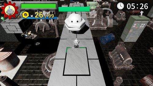 ガラクタキッズ -小さなロボのおたからさがし- Game Screen Shot5