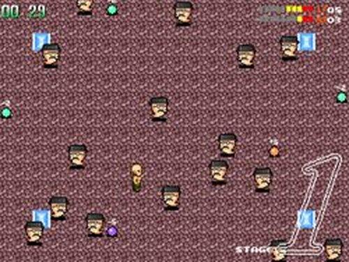 スーパーヘビースモーカー Game Screen Shots