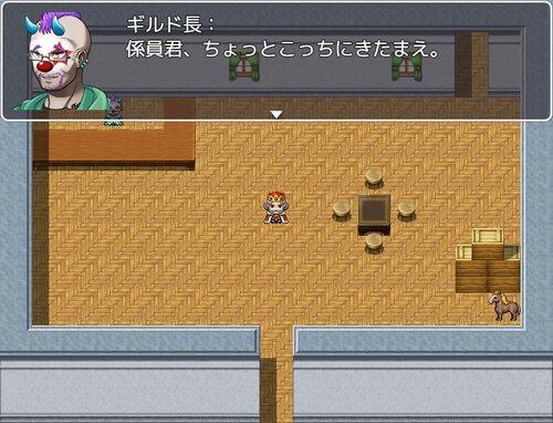 聖夜の夜と酷い連中 Game Screen Shot2