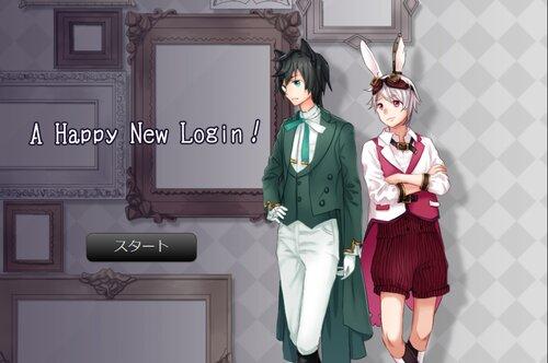 A Happy New Login! Game Screen Shots