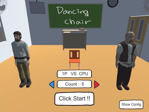 dancing chair Game Screen Shot1