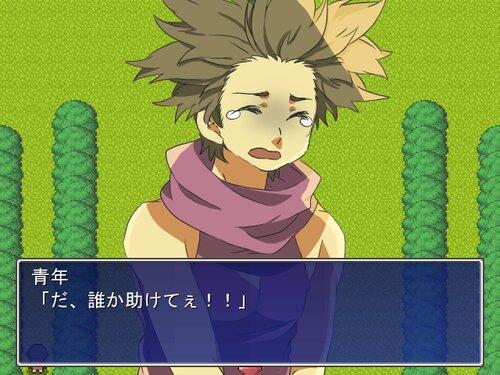 正義の下僕体験版(途中段階版) Game Screen Shot2