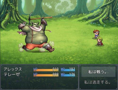 再翻訳クエスト Game Screen Shot5