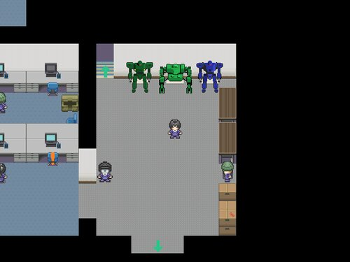 サムライエンフォーサーズ Game Screen Shots