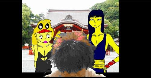 きゃぷてん貞'(さだっしゅ)(体験版) Game Screen Shot2