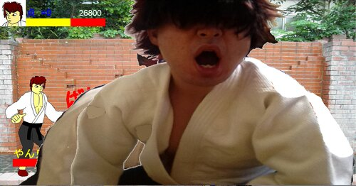 きゃぷてん貞'(さだっしゅ)(体験版) Game Screen Shot3